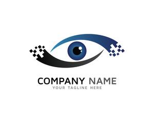 Digital Eye Vision Solution Logo
