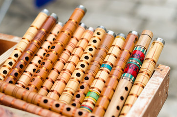 Small wooden penny trumpets on sale. wooden reed