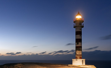 Punta Sardina Lighthouse on Gran Canaria