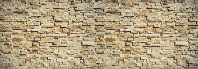 Nature stone wall background and texture Fototapete
