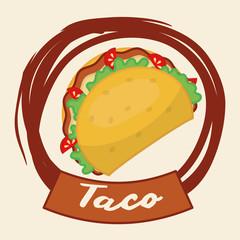 Fast food icons design