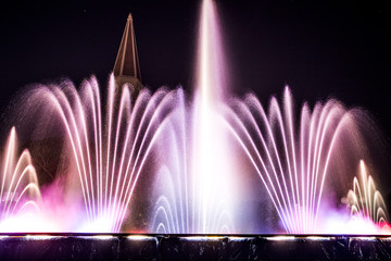 duomo fontane danzante arezzo