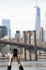 Filming Manhattan