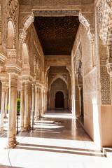 Arabian Door in Alhambra