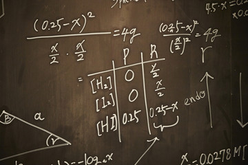 複雑な数式