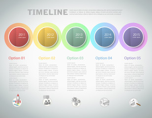 Design template Infographic for business concept.