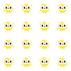 vector chick wallpaper