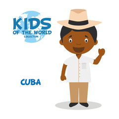 Kids and Nationalities of the World: Cuba