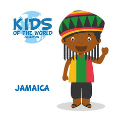 Kids and Nationalities of the World: Jamaica