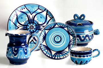 piatti di ceramica