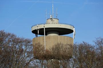 Wasserturm Karlsruhe Bergwald