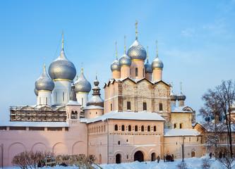 Church Of The Resurrection Rostov Kremlin.