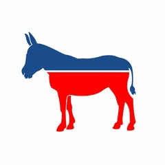 American Election Vector