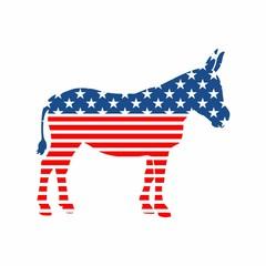 American Election Vector