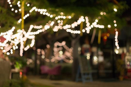 decoration light christmas celebration hanging on tree