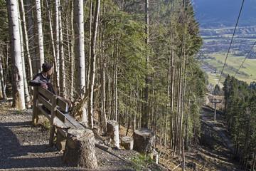 Naturerlebnis - Antiidylle am Brauneck