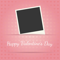 Lovely Valentine`s Day Design