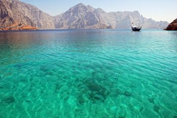 Musandam im Oman