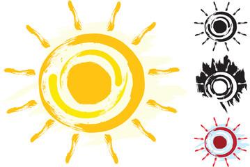 Sun Art Symbol Serie