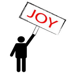Баннер радость