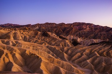 Wall Mural - Death Valley Scenic Landscape