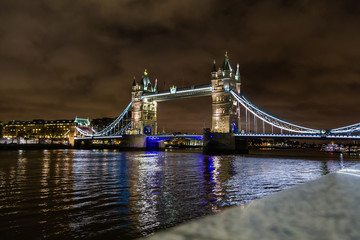 Tower Bridge, the iconic simbol of London