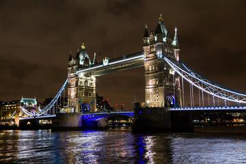 Tower Bridge Night Scene