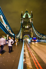 Tower Bridge Nightlife