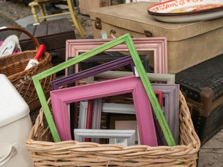 Frames in Basket