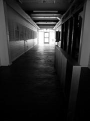 Light at End of Hallway