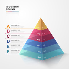 attractive infographic design