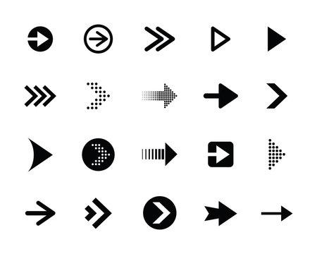 black arrow set