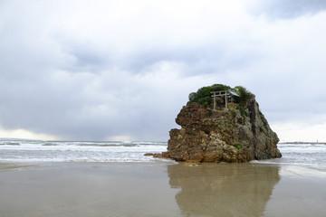出雲 稲佐の浜 Inasano-hama Izumo