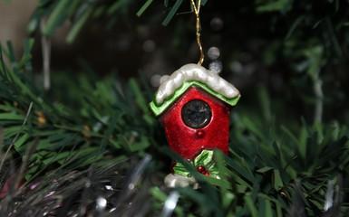 Xmas tree toy