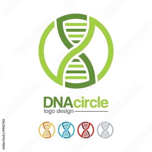 quot dna logo infinity design logo vector for dna quot fichier vectoriel libre de droits sur la banque d