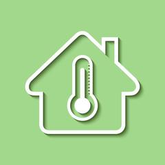Logo température.