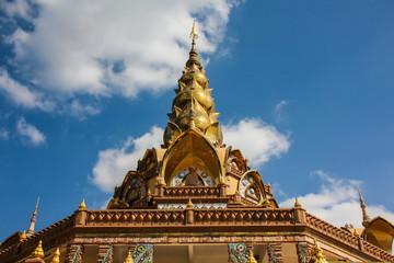 Phasorn Kaew Temple, Phetchabun, Thailand