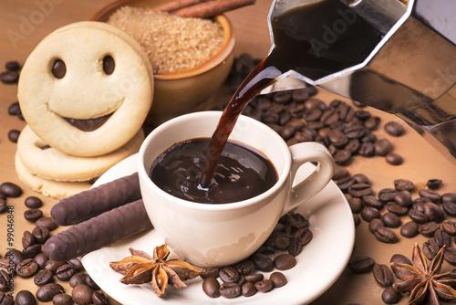 корица кофе чашка cinnamon coffee Cup  № 1119914 загрузить
