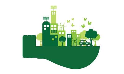 City Ecology Polution