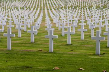 American Second World War Cemetery