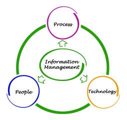 Diagram of Information Management