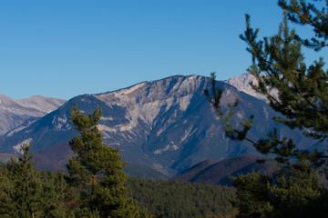 sommets des Hautes Alpes