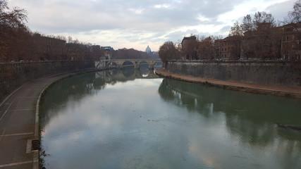 Alba su Roma