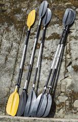 Full kayak oars
