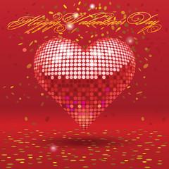Heart 3.Vector illustration
