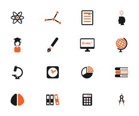 University simply icons