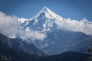 montagne himalaya indien