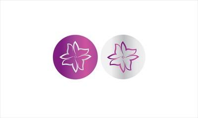 2 Flower Logo