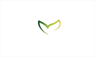 2 Leaf Logo