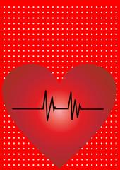 Serce - Walentynki